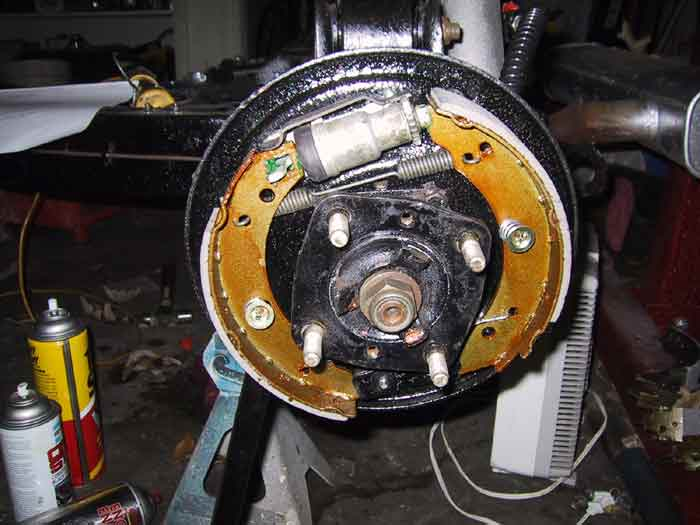 Club Triumph Gt6 Gt6 Rear Brakes